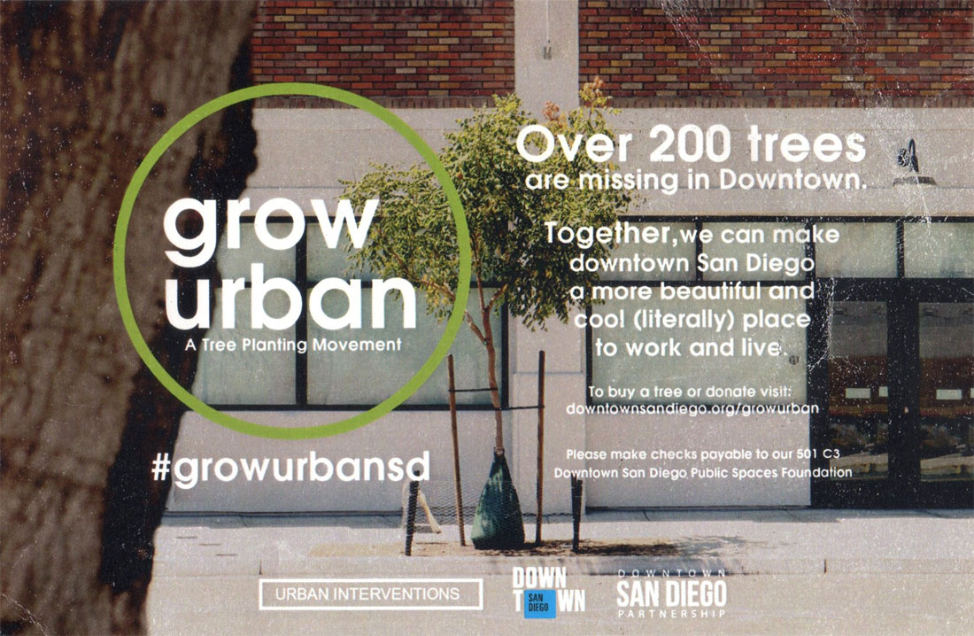 Grow Urban A Tree Planting Movement