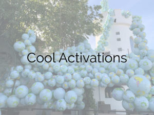 Cool Activations Gallery