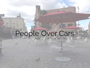 People Over Cars Gallery